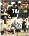 Bubba Smith Autographed 8x10 Photo