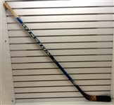Dallas Drake Game Used Autographed Stick