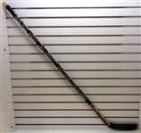 Chris Chelios Game Used Autographed Stick