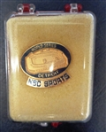 1984 NBC Sports World Series Press Pin